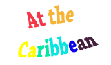 At the Caribbean Logo